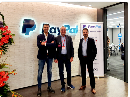 Transcom and Paypal in Manila, Philippines