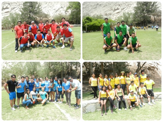 Transcom Lima teams